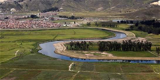 El río Bogotá ya tiene su sendero peatonal