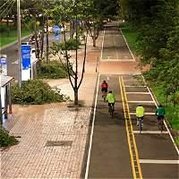 Circuito ciclístico de la Virgilio Barco contará con iluminación