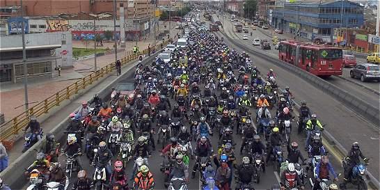 Se pactan mesas de trabajo entre líderes de motos y el Distrito