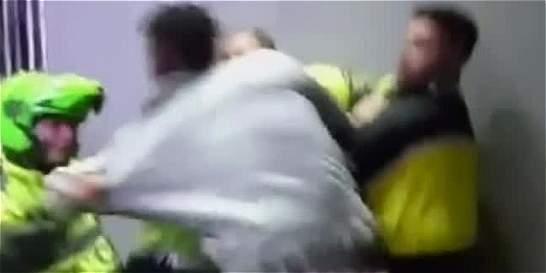Denuncian nueva agresión a periodistas de Citytv atacados por policías