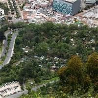 Unas 73 familias invadieron reserva en Monserrate