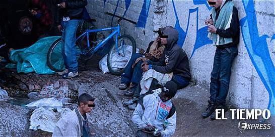 Tras los pasos de los habitantes ambulantes de Bogotá
