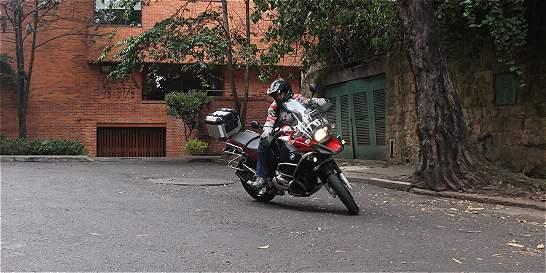 Siga estos consejos para evitar accidentes en moto