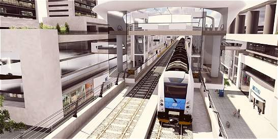 El Portal Américas sería la zona de más impacto con el metro