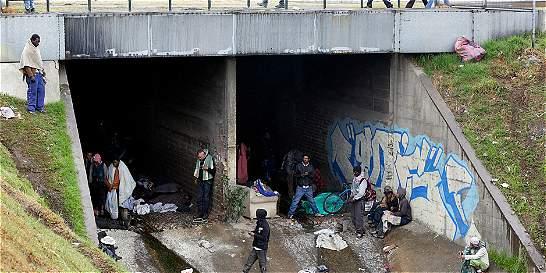 Se complica el desafío en manejo de habitantes de la calle en Bogotá