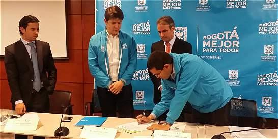 Firman pacto para proteger a los consumidores de Bogotá