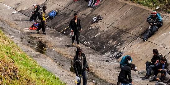 Piden censo para habitantes de calle en Bogotá