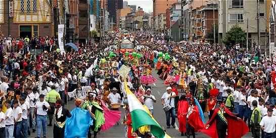 Conozca los cierres por la Caminata de la Solidaridad en Bogotá