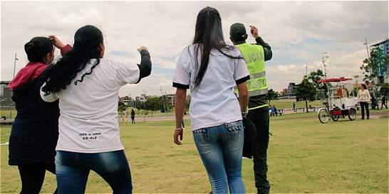 Policía de Bogotá lanza plan para proteger a niños del turismo sexual