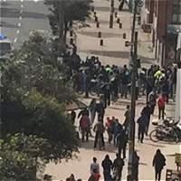 Detonan de manera controlada artefacto explosivo en Bogotá