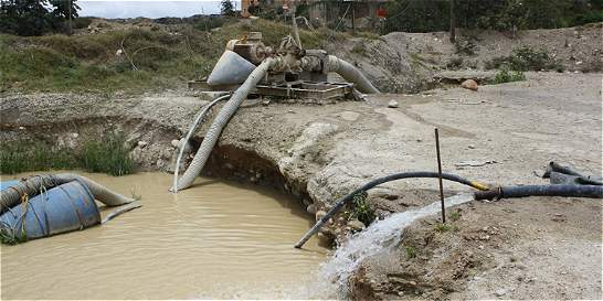 Hay 11 procesos por contaminar el río Tunjuelo