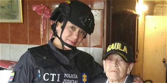 Inquilinos habrían secuestrado a una mujer de 85 años