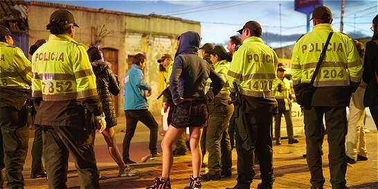 Encuentran 35 menores alrededor de la olla del 'Sanber', en Bogotá