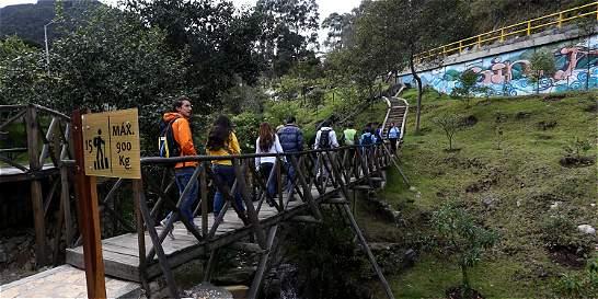 Bogotá repunta en visitas de extranjeros