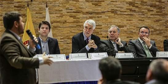 Procurador pide soluciones de la Nación a lío de habitantes de calle