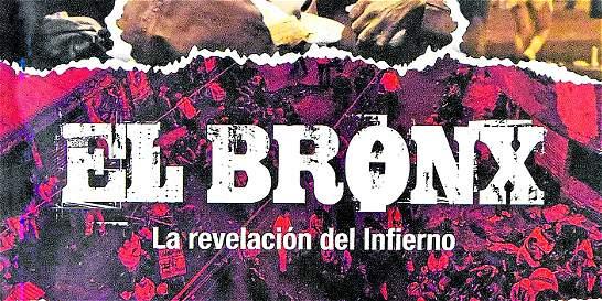 Libro recoge crónicas e historias del 'Bronx'