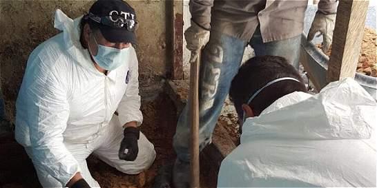 Cuerpo desmembrado hallado en el 'Bronx' no sería el único enterrado