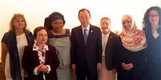 Bogotá será sede de la Cumbre Mundial de Premios Nobel de Paz