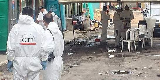 Fiscalía confirma nuevo hallazgo de restos humanos en el 'Bronx'