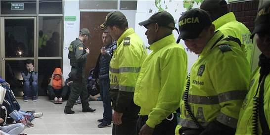 La Policía le sigue la pista a alias 'El Mudo'