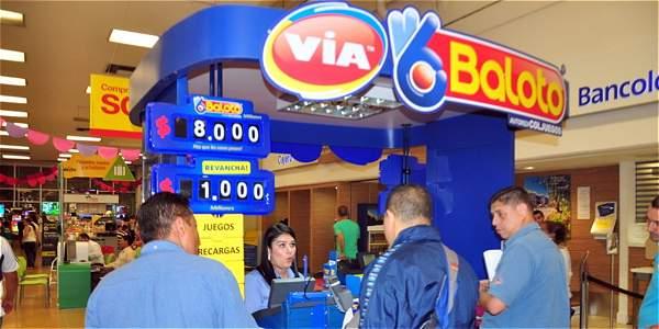 Cayó el Baloto en Bogotá: 63.000 millones de pesos