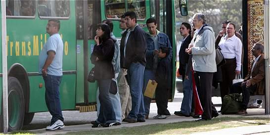 Habilitarán ruta alimentadora para votar en Corferias, el domingo