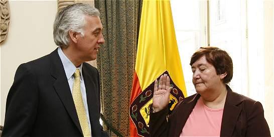 CTI captura a exsecretaria de Integración Social de Samuel Moreno