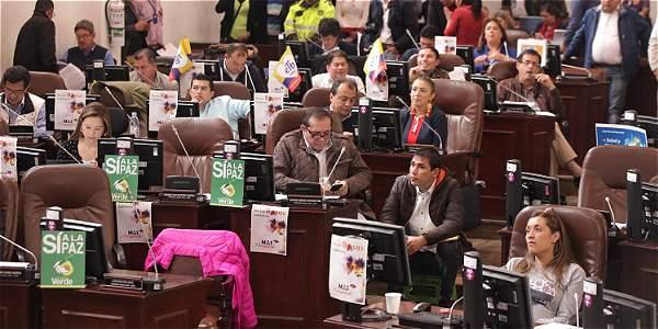 Peñalosa pretende vender el 20% de la Empresa de Energía de Bogotá