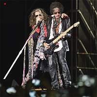 Aerosmith hizo vibrar a más de 27.000 espectadores en Bogotá