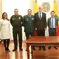 Desde el viernes Bogotá cuenta con Secretaría de Seguridad