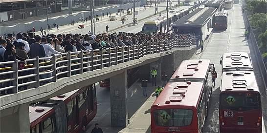 Nación apoyará construcción de fases 2 y 3 de TransMilenio en Soacha