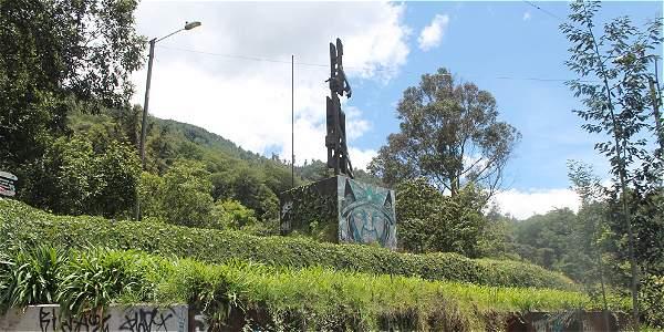 Según el Instituto de Patrimonio, ahora el monumento está en riesgo inminente de destrucción.