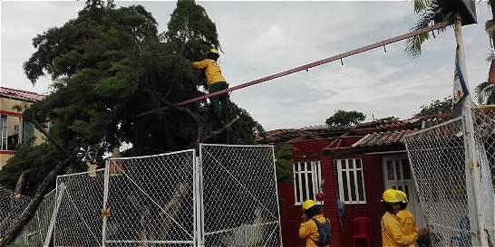 Cundinamarca, en alerta por fuertes lluvias