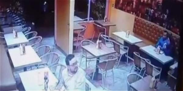 En menos de un mes banda asalta el mismo restaurante en barrio cedritos