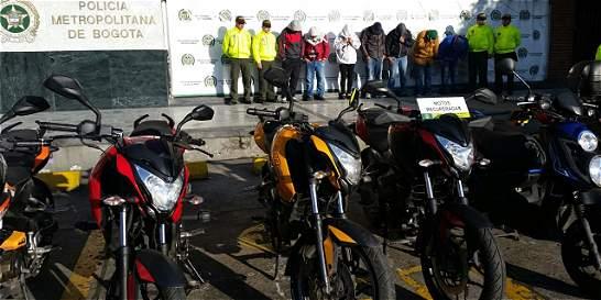 Cae la banda de 'los Pulsar' dedicada al hurto de motos