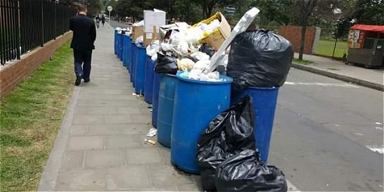 Reportan fallas en servicio de recolección de basura en el norte
