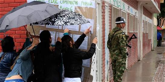 En las localidades más pobres de Bogotá ganó el 'No' en el plebiscito