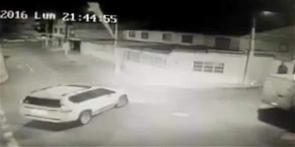 En 40 segundos se roban una camioneta de alta gama en el sur de Bogotá