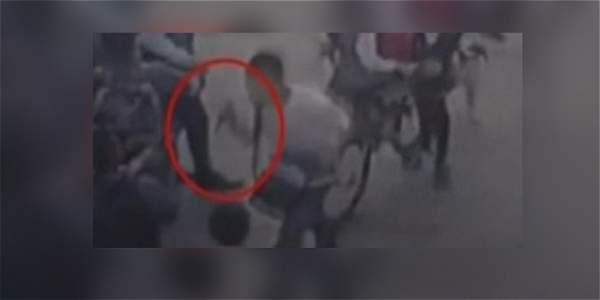 Estudiantes de Patio Bonito se agreden con armas blancas