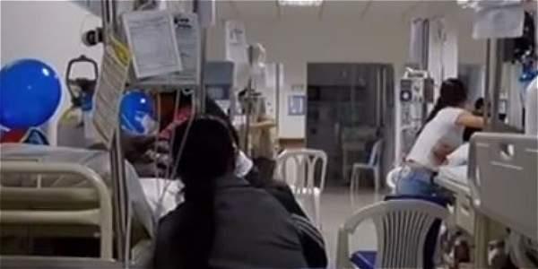 Concejo denuncia crisis de hacinamiento en hospitales