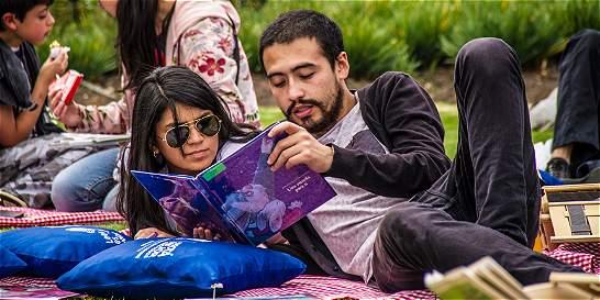 Disfrute del 'Picnic Literario' en el Jardín Botánico de Bogotá