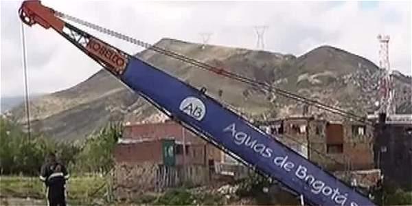 Retiran parqueadero que estaba contaminando el Río Tunjuelito