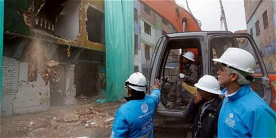 'La administración Petro no permitió intervenir el 'Bronx'': Mejía