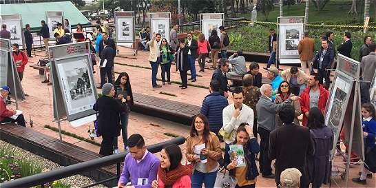 Con música y arte se entregó el parque Bicentenario