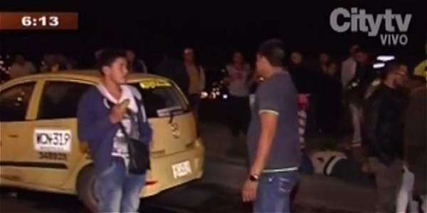Accidente de tránsito en localidad de Tunjuelito dejó nueve heridos