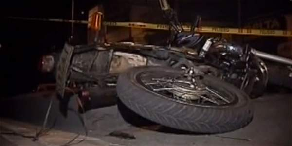 Por un reclamo tras imprudencia peatonal, motocicilista fue asesinado
