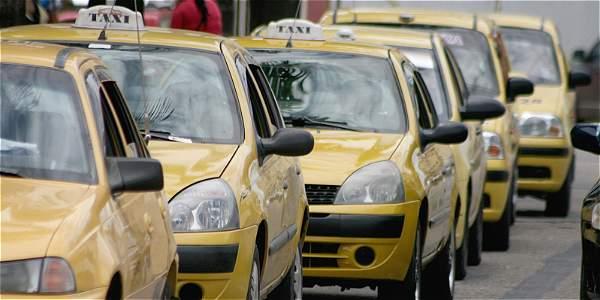 Suben tarifas de las carreras de taxis en Bogotá