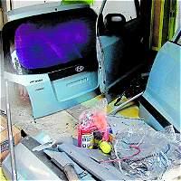 Carros robados suben su valor al venderlos por partes