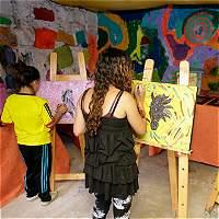 En el Museo El Chicó recaudan fondos para 100 niños de La Calera