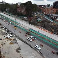 Este domingo se habilita una calzada de cruce de la calle 94 en Bogotá